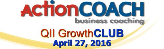 """Slides from """"Grow or Die"""" GrowthCLUB April 27, 2016"""